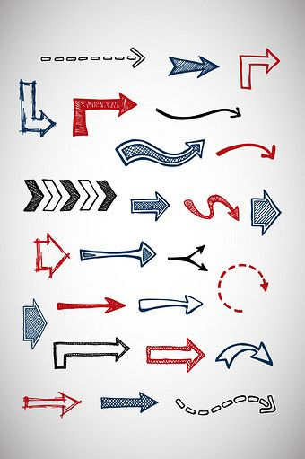 Vector Drawing Arrow Footage Png Images Ai Free Download Pikbest Architecture Concept Drawings How To Draw Hands Arrow Drawing