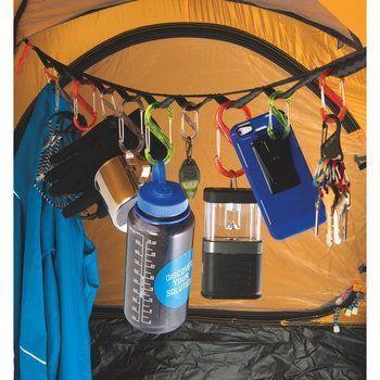 Nite Ize Gearline Organization System 4 Ft | Camping essentials