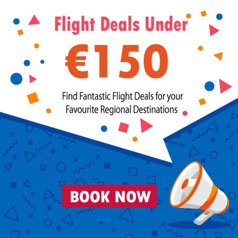 cockpit Flight Deals under €150 Find...