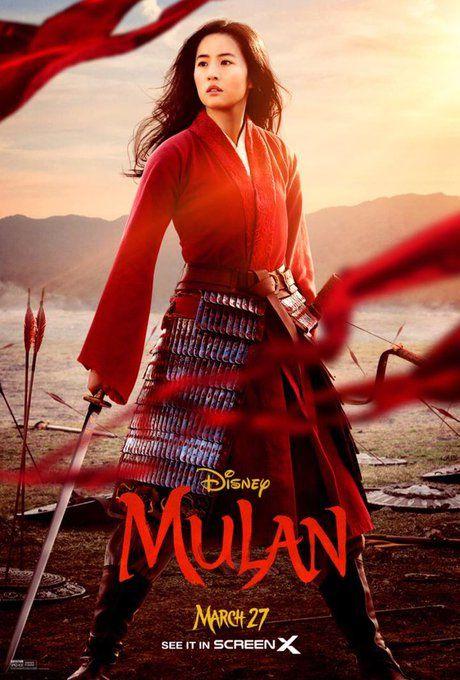 Mulan 2020 Film Complet Streaming Vf En Francais Mulandisney Vf Twitter In 2020 Mulan Movie Mulan Disney Hua Mulan