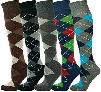 Calcetines De Cuadros Escoceses Económicos Calcetines Escoceses Tipos De Tejido