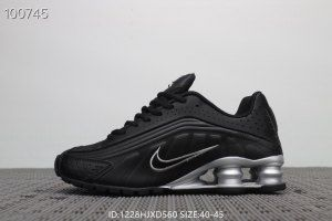 Mens Winter Nike Air Shox R4 Running