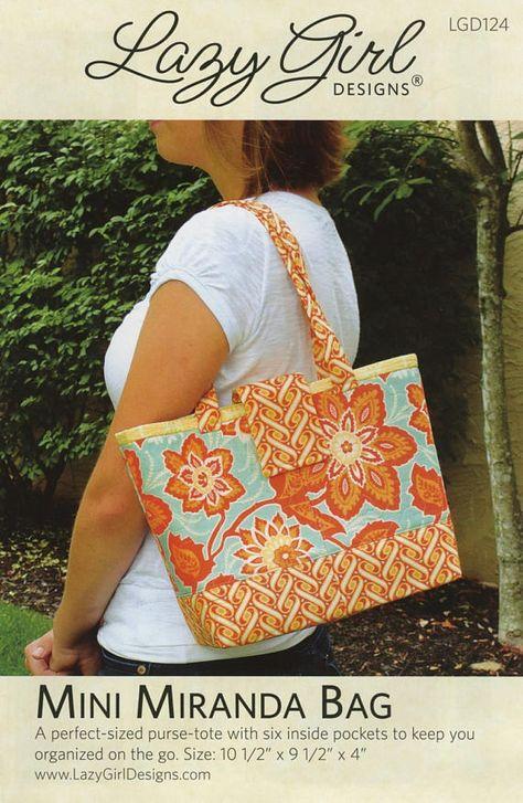 753b1348d0ca Mini Miranda Bag Pattern by Joan Hawley