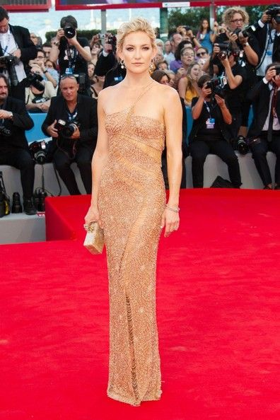 Kate In Atelier Versace At The Venice Film Festival, 2012 - Kate Hudson's Most Daring Red Carpet Dresses - Photos