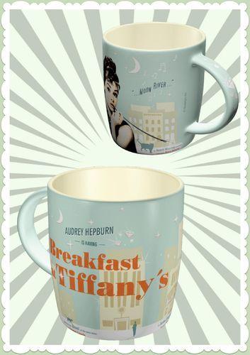 vintage kuche nostalgic art retro celebrities tasse breakfast at tiffanys kuchenschrank ebay