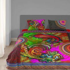 Hip Mako Satin Bettwasche Jaipur Bettwasche