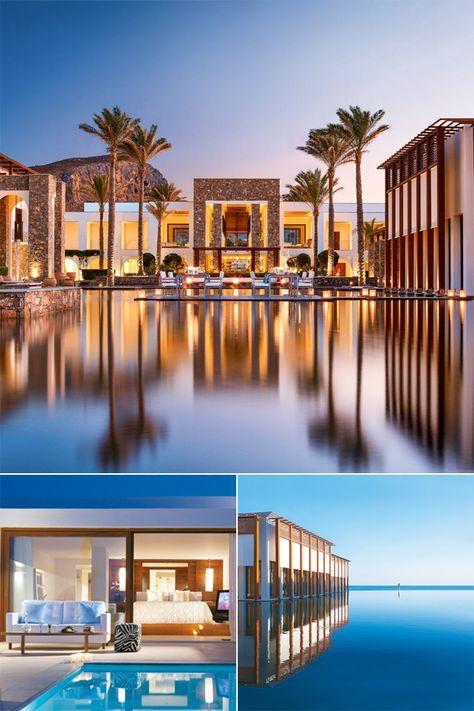 Dieses exklusive Luxus Resort mit internationalem Flair
