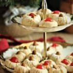 Chewy Amaretti (Italian Almond Cookies)