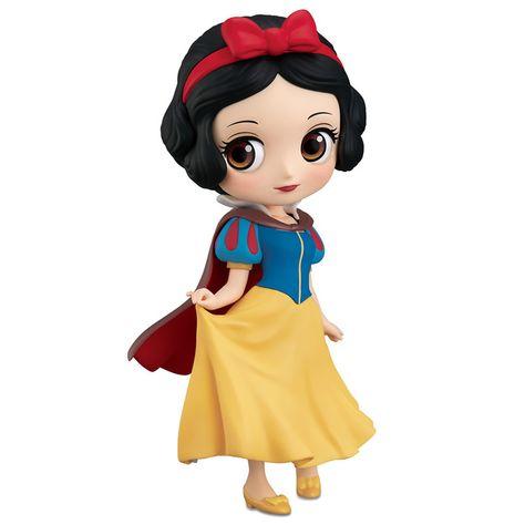 Disney Figurine Q Posket Blanca Nieve 14cm
