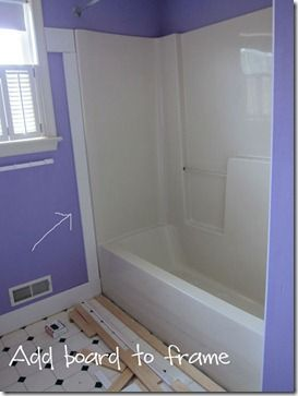 Adding decorative moulding to your bathtub is a terrific way to ...