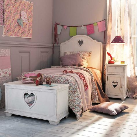 Perfect bed for her-Maisons du Monde | Childhood | Camera da ...