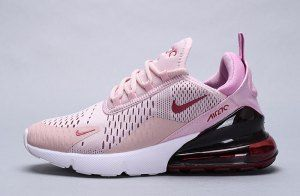 nike air max 270 flyknit rose