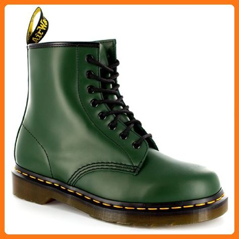 Hole StiefelGrün42Partner Dr 1460 8 Martens Smooth WHEeD9I2Y