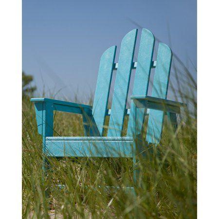 Polywood Long Island Recycled Eco Friendly Plastic Adirondack Chair Walmart Com Adirondack Chair Plastic Adirondack Chairs Resin Adirondack Chairs