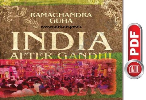 Ramachandra Guha India After Gandhi Ebook