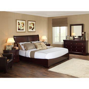 Costco: Caprice 5-piece King Bedroom Set | furniture | Pinterest ...
