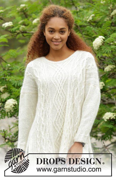Irish Winter Drops 172 2 Free Knitting Patterns By Drops