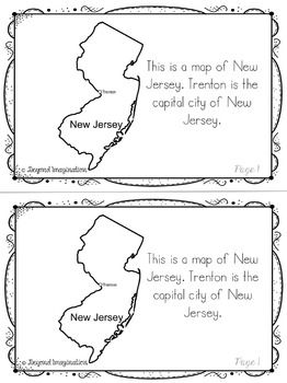 New Jersey State Study Booklet Kindergarten Special Education