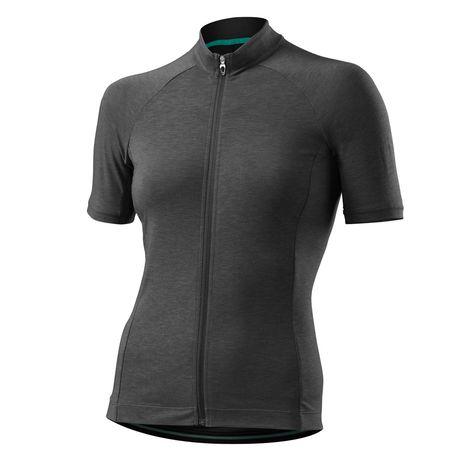 c75292661aa Oakley Jawbreaker Road Short Sleeve Jersey Black Grey EV325189 8570 1 Large
