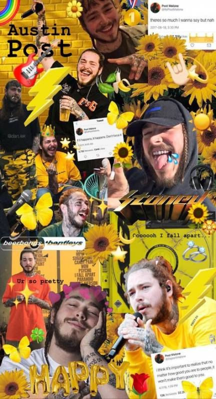 Wallpaper Iphone Quotes Wallpapers Posts 32 Ideas For 2019 Post Malone Wallpaper Rapper Wallpaper Iphone Post Malone