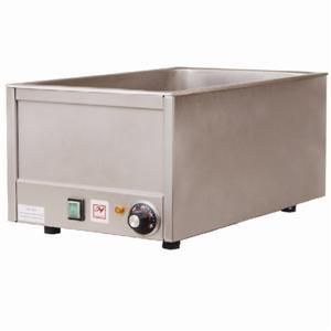 Electric Commercial Countertop Food Warmer Water Heater For