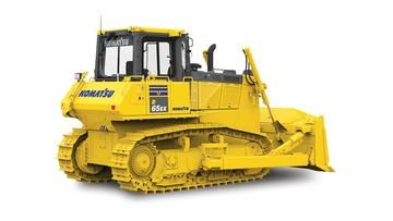 KOMATSU GALEO D155AX-6 Bulldozer Service Repair Shop Manual