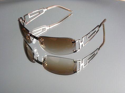 Verlaufsgläsern NEU Sonnenbrille Sunglasses Brille Top Modern UV 400 Modell 2