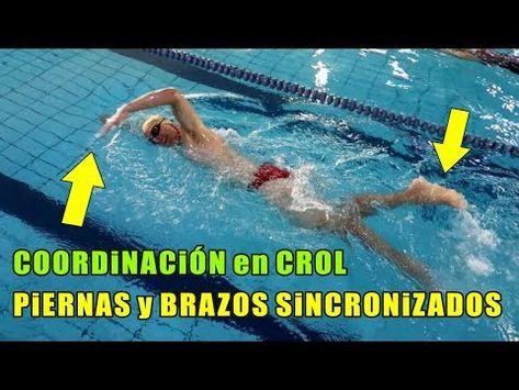 como nadar a crol bien
