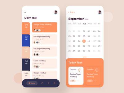 Event App UI App