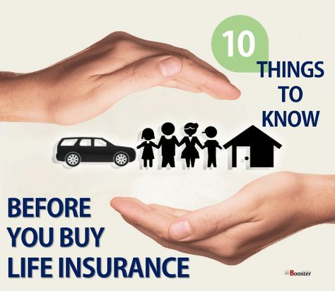 Top 10 Factors To Consider When Buying Life Insurance Life
