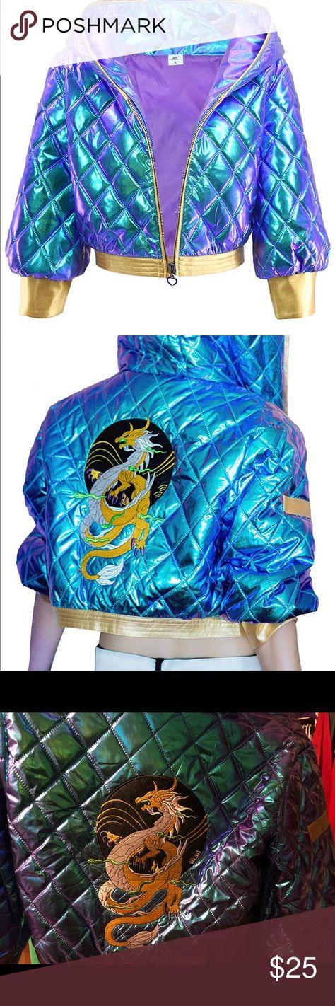 Akali Jacket League Of Legends League of legends cosplay jacket Size medium. Other