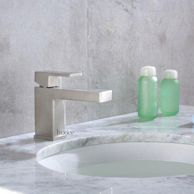 Luxier Single Handle Hole Bathroom