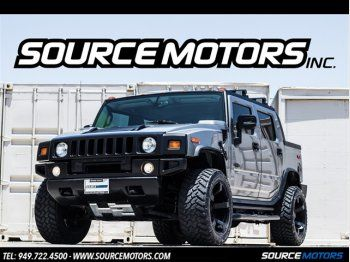 Used 2008 Hummer H2 Luxury Sut Hummer H2 Hummer Autotrader