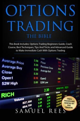 Pdf Download Options Trading The Bible This Book Includes The