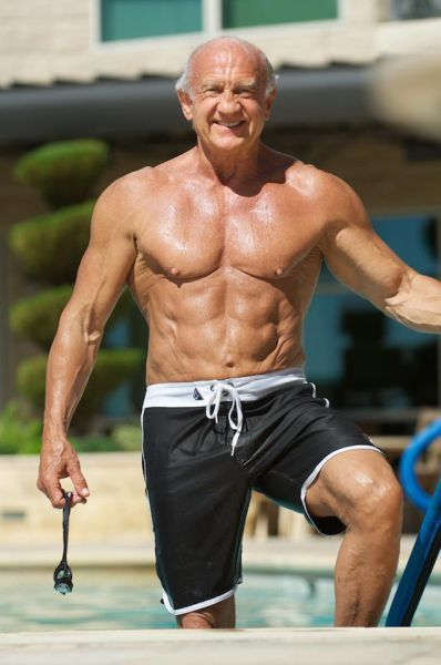 The Most Ripped Grandfather Ever Fitness Lifestyle Photography Fitness Photography Fitness Magazine