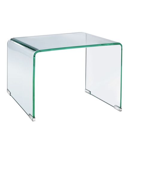 Buy Habitat Gala Glass Side Table At Argos Co Uk Your Online