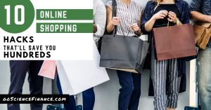 10 Online Shopping Hacks That'll Save You Hundreds