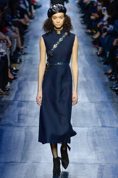 cba199d13649 Sfilata Christian Dior Parigi - Collezioni Autunno Inverno 2017-18 - Vogue