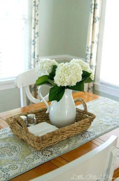 68 Ideas For Kitchen Table Centerpiece Small Center Pieces Kitchen In 2020 Table Centerpieces For Home Dining Room Centerpiece Farmhouse Table Centerpieces
