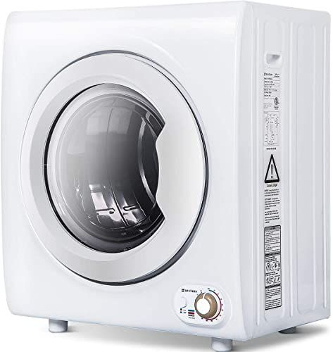 Amazing Offer On Sentern 2 65 Cu Ft Compact Laundry Dryer 9 Lbs