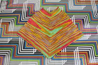 Ravelry: Basic Childrens Poncho pattern by Shaina Bilow