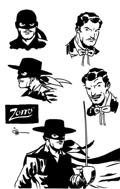 Me and my dad really love Zorro's movies.  The idea for the character has always been an epic one for me, and I think the one with Antonio Bandares (the first one) was one of my favorites (As well as that one set in SOuth America, one of the longest sword fights in history, wow)!!!