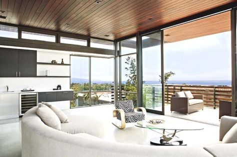 Contemporary Los Angeles property
