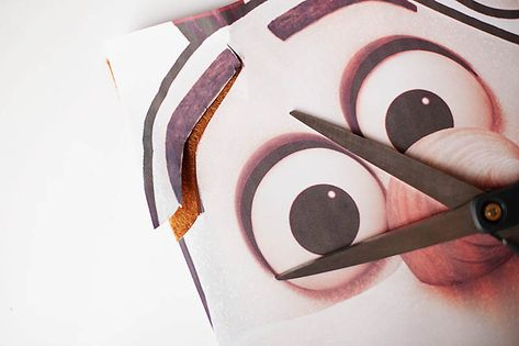 Olaf Face Template | List Of Pinterest Olaf Printable Face Pictures Pinterest