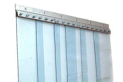 Exceptional New Walk In Freezer Cooler Plastic Door Strips Curtain Nsf