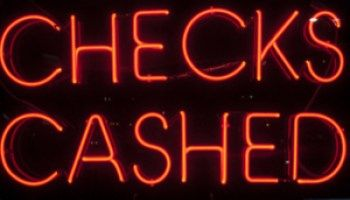 30 Places That Cash Personal Checks Stores Not Scams Check Cashing Payday Loans No Credit Check Loans