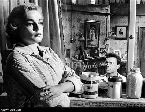 1959 Simone Signoret In Un Lugar En La Cumbre Room At The Top Role Alice Aisgill