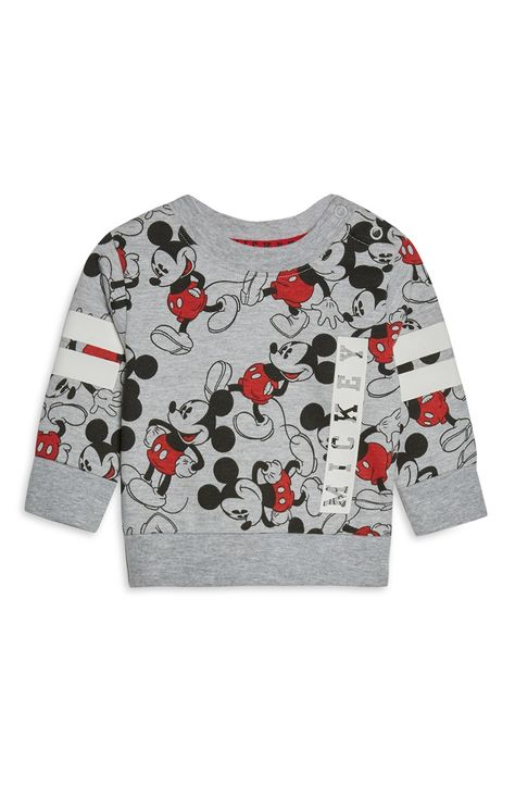 2c1e77974223 Primark - Baby Boy Mickey Mouse Sweater