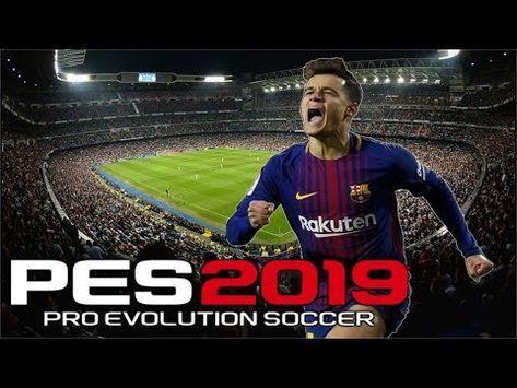 Descargar Pes 2019 En Español Para Emulador Ppsspp Pro Evolution Soccer Install Game Cell Phone Game