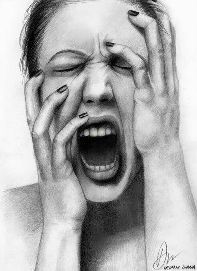 El Museo De Alberto Emotional Art Scream Art Art Sketchbook